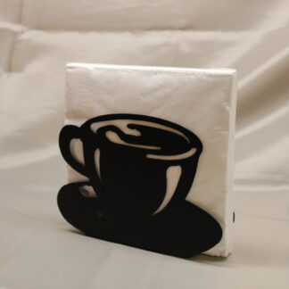 Coffee Cup Napkin Holder