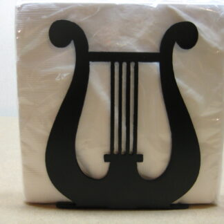 Music Stand Napkin Holder